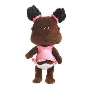 black multicultural doll