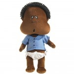 While some see Mocha Boy as a black doll , African-american doll, Hispanic doll or multicultural doll, he could just as easily have European, Mixed Race, Asian or other heritages.